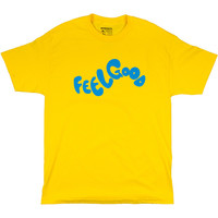 FEEL GOOD LOGO TEE YELLOW – Odd Future