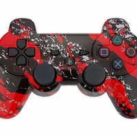 Marble Effect Playstation 3 controller from Game Console 911 Modz