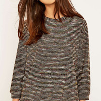 Staring at Stars - Pull avec bordure en maille bouclette - Urban Outfitters