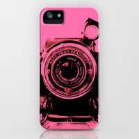 READYSET (PINK) iPhone & iPod Case by Eric Fan