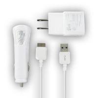 Mini 3 in1 Charger For Samsung Galaxy S5/ Note 3 (With Package)