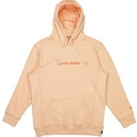 FRENCH TERRY TONAL HOODIE (PEACH)