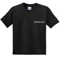 Love Yourself Justin Bieber Embroidered T-Shirt (Unisex)