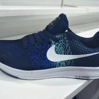 """""""Nike"""" Fashion Casual Breathable Comfortable Knit Unisex Sneakers Couple Running Shoes"""