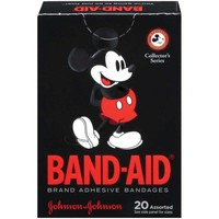 Band-aid Bandages Disney Mickey Mouse 20-Count