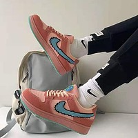 Nike fashion ladies sports shoes all-match casual shoes