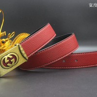 Gucci Belt Men Women Fashion Belts 537608