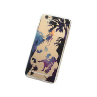 iPhone Cosmic Alice in Wonderland Case