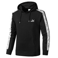 PUMA Woman Men Fashion Cotton Hoodie Top Sweater Pullover