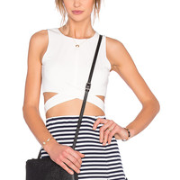 Lovers + Friends x REVOLVE Olympic Top in White