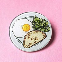 Meal Time Pin