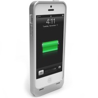 Mediabridge Extended Battery Case for iPhone 5 / iPhone 5S - Black - (Part# PC1-IP5-BLK )
