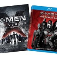 X-Men: Days of Future Past Rogue Edition and Wolverine Collection...