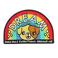 D.R.E.A.M. Dogs Large Patch