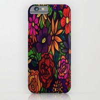 FLOWER POWER II iPhone & iPod Case by RokinRonda | Society6