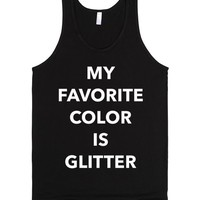 My Favorite Color is Glitter