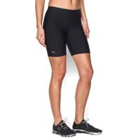 Under Armour Women's UA HeatGear Armour Long Short