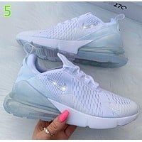 NIKE AIR MAX 270 Breathable running shoes-2