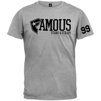 Famous Stars & Straps - Think Fast T-Shirt