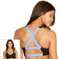 SO Bra: Yoga Low-Impact Push-Up Sports Bra