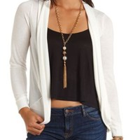 Cocoon Cardigan by Charlotte Russe