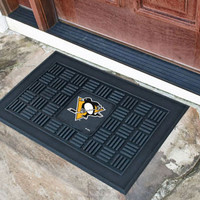 NHL - Pittsburgh Penguins Medallion Door Mat