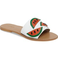 Topshop Happy Fruity Slide Sandal (Women) | Nordstrom