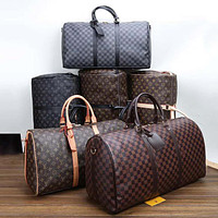 Louis Vuitton LV classic men and women travel bag handbag shoulder messenger bag