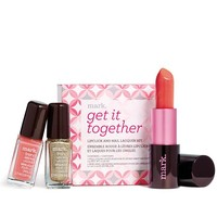 mark. Get It Together Lipclick and Nail Lacquer Set
