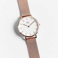 Daniel Wellington Classic Petite Melrose Watch | Urban Outfitters