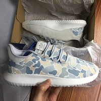 Adidas Tubular Shadow Camouflage jogging shoes