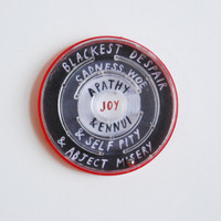 Joy Toy - a novelty item about despair and an aid to finding your way out of it