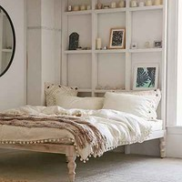 Bohemian Platform Bed - Urban Outfitters