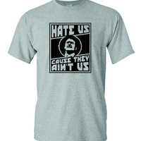 They Hate Us Cause They Aint Us  t-shirt James Franco Skylark Interview movie