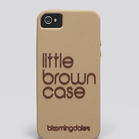 CaseMate iPhone 5/5s Case - Exclusive Little Brown   Bloomingdale's