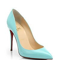 Christian Louboutin - Patent Leather Pumps - Saks Fifth Avenue Mobile