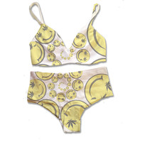 Smiley Swirl Panty Set