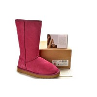 Uggs Boots Black Friday Deals Classic Tall 5815 Peach For Women 83 00