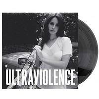 Lana Del Rey Ultraviolence Vinyl - Urban Outfitters