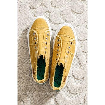 Play Canvas Sneakers | Mango Mojito