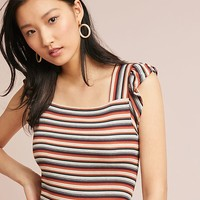 Clapeyron Striped Top
