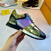 lv louis vuitton womans mens 2020 new fashion casual shoes sneaker sport running shoes 243