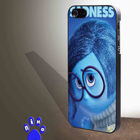 sadnes inside out disney pixar  for iphone 4/4s/5/5s/5c/6/6+, Samsung S3/S4/S5/S6, iPad 2/3/4/Air/Mini, iPod 4/5, Samsung Note 3/4 Case *NP*