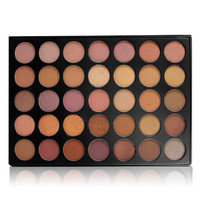 Morphe Brushes 35 Color Taupe Eyeshadow Palette - 35T