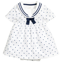 Sailor Dress - from H&M