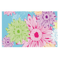 "Laura Escalante ""Summer Time"" Decorative Door Mat"