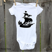 Pirate Ship Onesuits®, Pirate Baby Shower