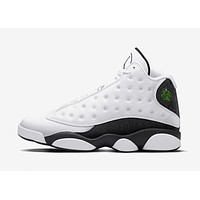 Nike Air Jordan 13 Retro Love & Respect Men Sneakers Basketball Shoes White