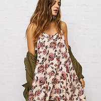 DON'T ASK WHY SLIP SWING DRESS