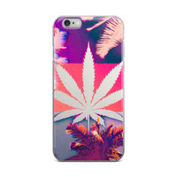 Weed Leaf Logo iPhone 6/6s 6 Plus/6s Plus Case